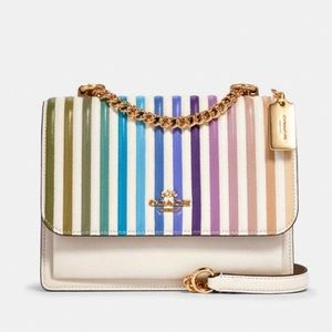 💃Coach Klare Crossbody With Ombre Quilting Bag